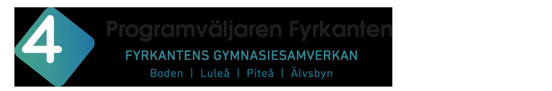 Programväljaren Fyrkanten Logotyp